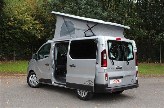 0e53eb72025509 Renault Trafic camper conversion now available