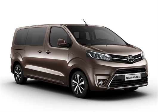 cv show 2016  new toyota hilux and hiace to make uk debuts