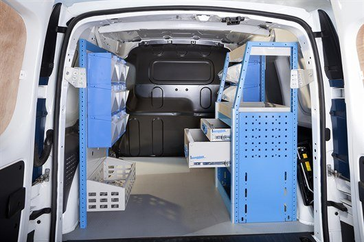 Renault Kangoo Now Available With Ready 4Work Racking And Storage Solutions (2)