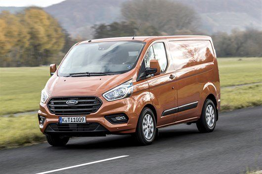 1 Ford Transit Custom