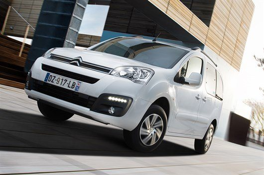 9 Citroen Berlingo