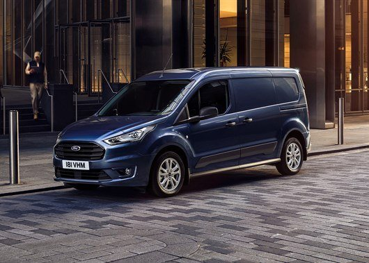 The New Ford Transit Connect