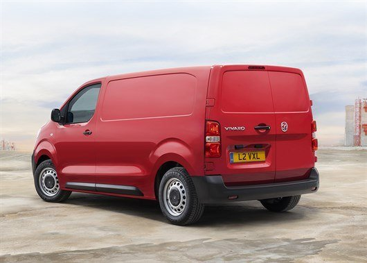 Fint top notch Massage  New Vivaro van revealed - Vauxhall rival for Ford Transit Custom | | Honest  John