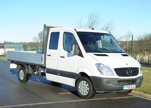Mercedes Sprinter Dropside (4)