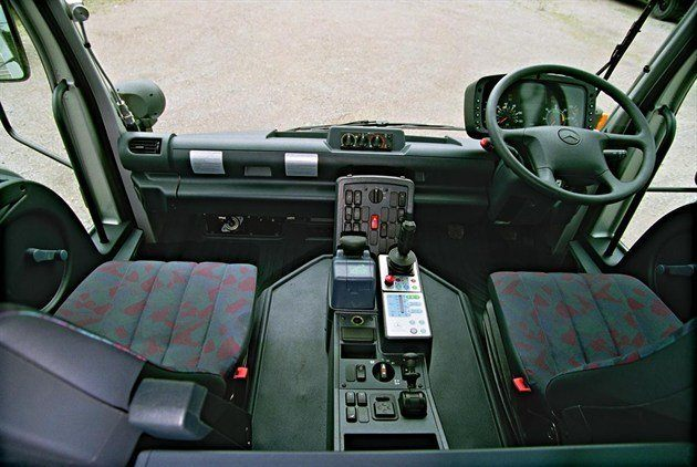 Unimog For Sale >> Unimog: Behind The Wheel | | Honest John