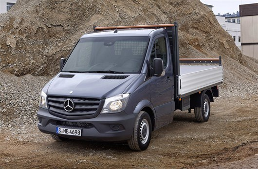 Mercedes -Benz Sprinter (1)