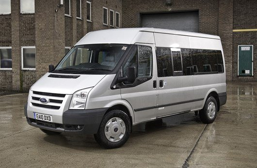 fea9e6ec43 Used Van Buying Guide  Ford Transit 2006-2014