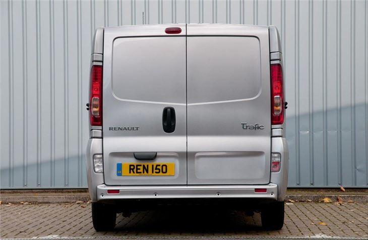 Renault Trafic 2001 Van Review Honest John