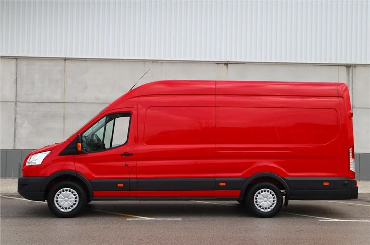 Mercedes Sprinter 2006 >> Ford Transit 2014 - Van Review | Honest John