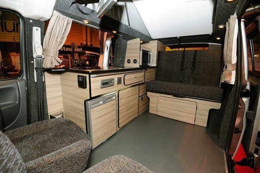 Toyota Proace Camper Conversion Unveiled Honest John